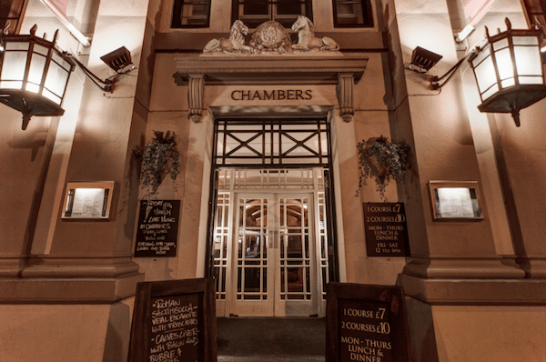 Sussex Restaurant, Chambers Bistro, Shoreham