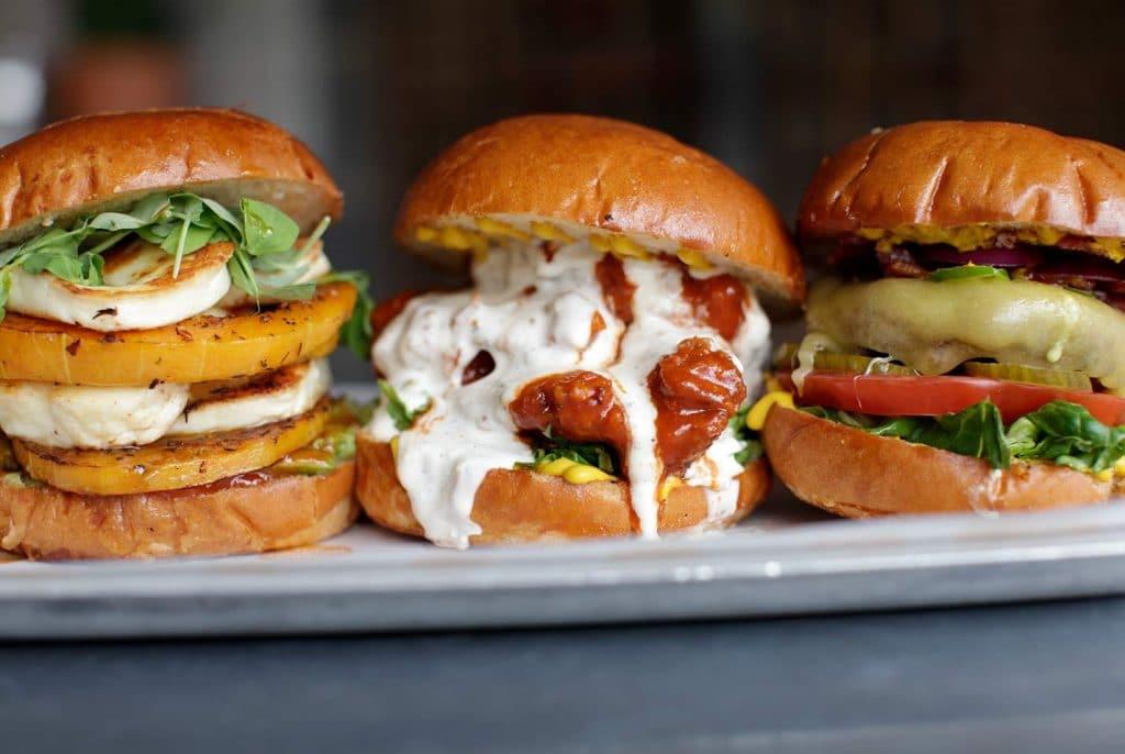 Best Burger in Brighton - The Breakfast Club - Burgers Brighton