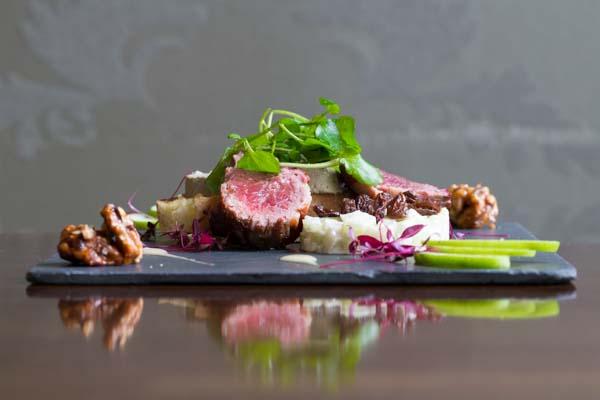 Steak main course - Best Sunday Roasts in Sussex