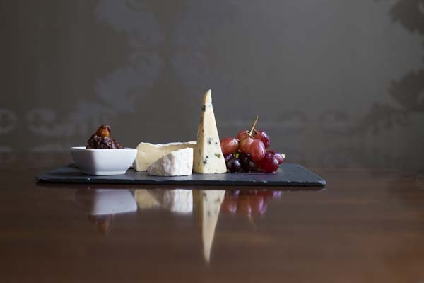 Sussex cheese board