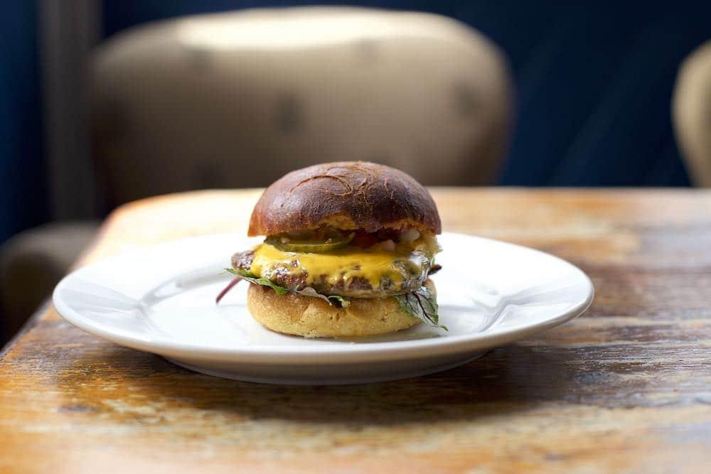Burgers Brighton - The Dirty Burger