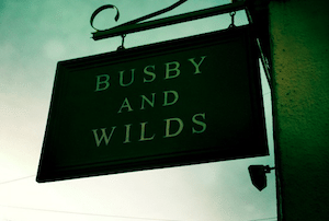Busby and Wilds, Gastro Pub, Kemptown, Brighton