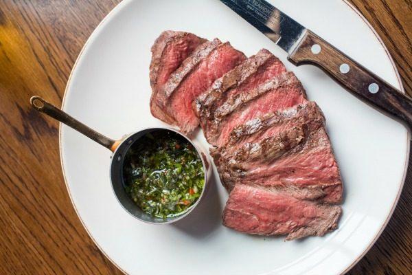 Coal Shed steak, Brighton