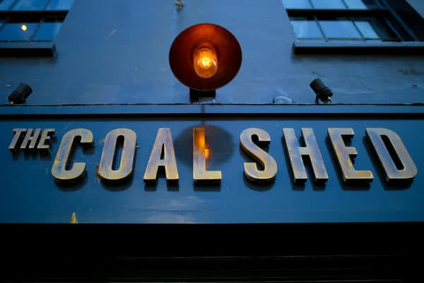 The Coal Shed, Steak Restaurant, Brighton