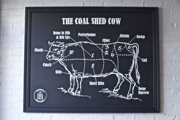 The Coal Shed, Steak Restaurant, Boyce Street, Best restaurant_6416
