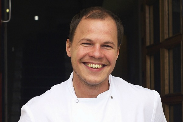 Brighton chef, Andy Vitez, Head Chef at Drakes, Brighton