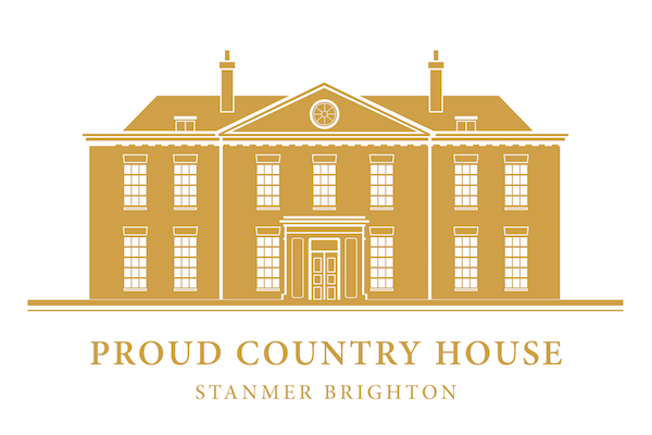 Logo for Proud Country House, Stanmer, Brighton