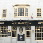The Hampton, Food pub, Upper North Street, Brighton