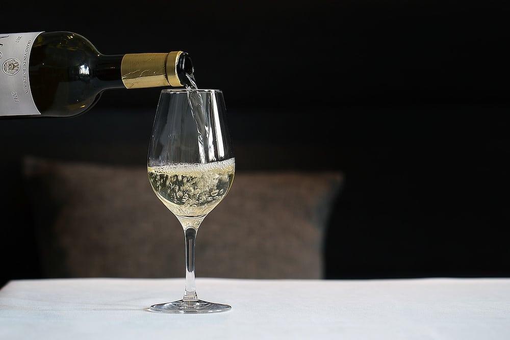Wine at Drakes in Brighton