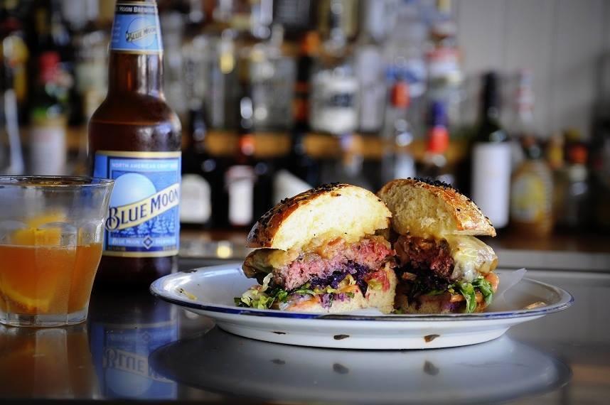 The New Club, Brighton, Restaurant, Diner. Best Burgers Brighton