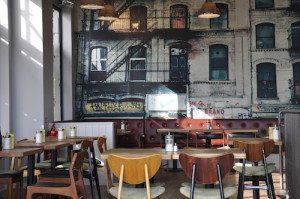 The New Club, Brighton, Restaurant, Diner