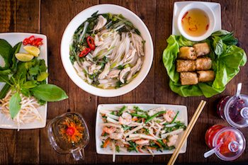 Pho Brighton | Vietnamese Restaurant | Eat In or Takeaway | Black Lion St