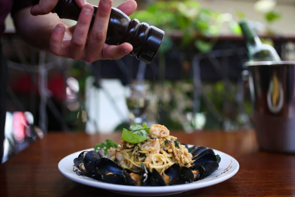 Mussels, gluten free restaurants, Pre Theatre Dinner Restaurants In Brighton