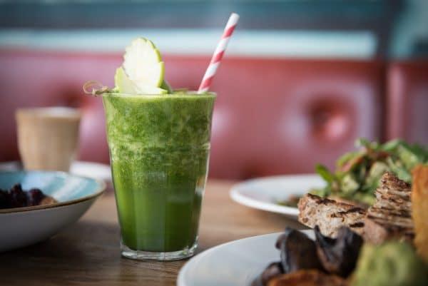Green Juice at New Club Brighton