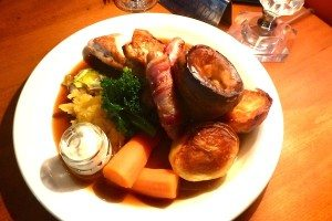 Iron Duke Pub, Hove, Waterloo Street, Sunday Roast