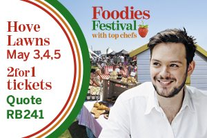 Brighton Foodies Festival