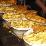 Fish and Chips, Brighton and Hove, Chippy, Fish Supper