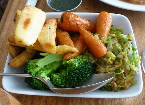 Busby and Wilds, Sunday Roast Review, Brighton, Gastro Pub