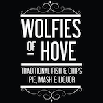 Fish and Chip Restaurant, Wolfies of Hove