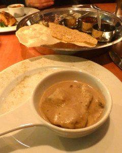 Indian Summer. Indian Restaurant, Brighton