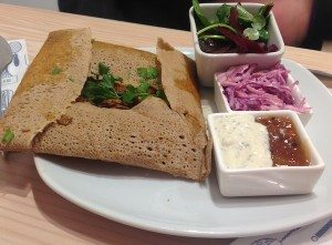 The Creperie, Brighton, Ship St, Restaurant, Review
