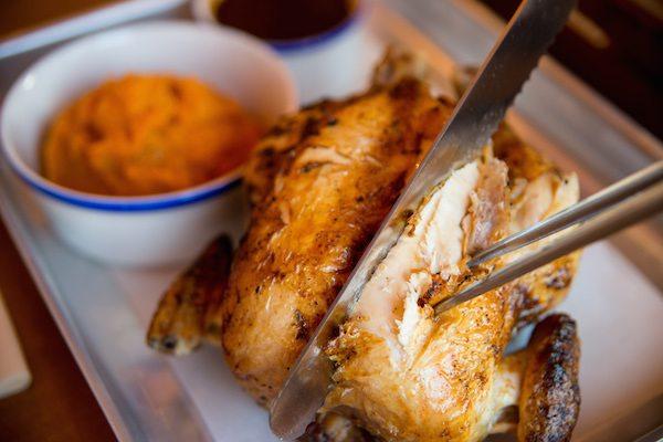 Crafty Chook, Chicken Rotisserie Restaurant & Bar, Hove