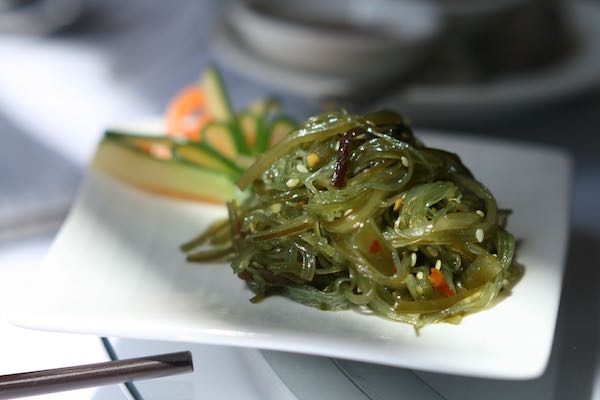 Seaweed-Gars Chinese Restaurant Brighton - Flexitarian