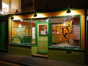 Curry Leaf Cafe, South Indian Street Food, Restaurant, Brighton, Ship St