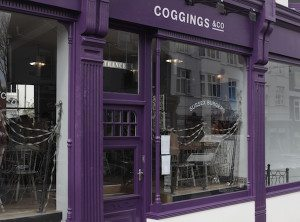 Coggins & Co, seven Dials, Burger Restaurant, Brighton