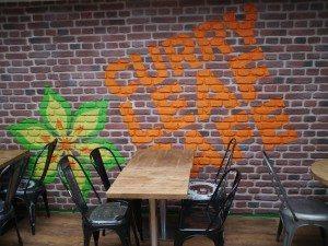 Curry Leaf Cafe, South Indian Street Food, Restaurant, Brighton, Ship St