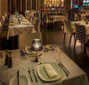 The Waterside Brasserie, Brighton Marina Village, Rendez-Vous Casino, Upper Deck