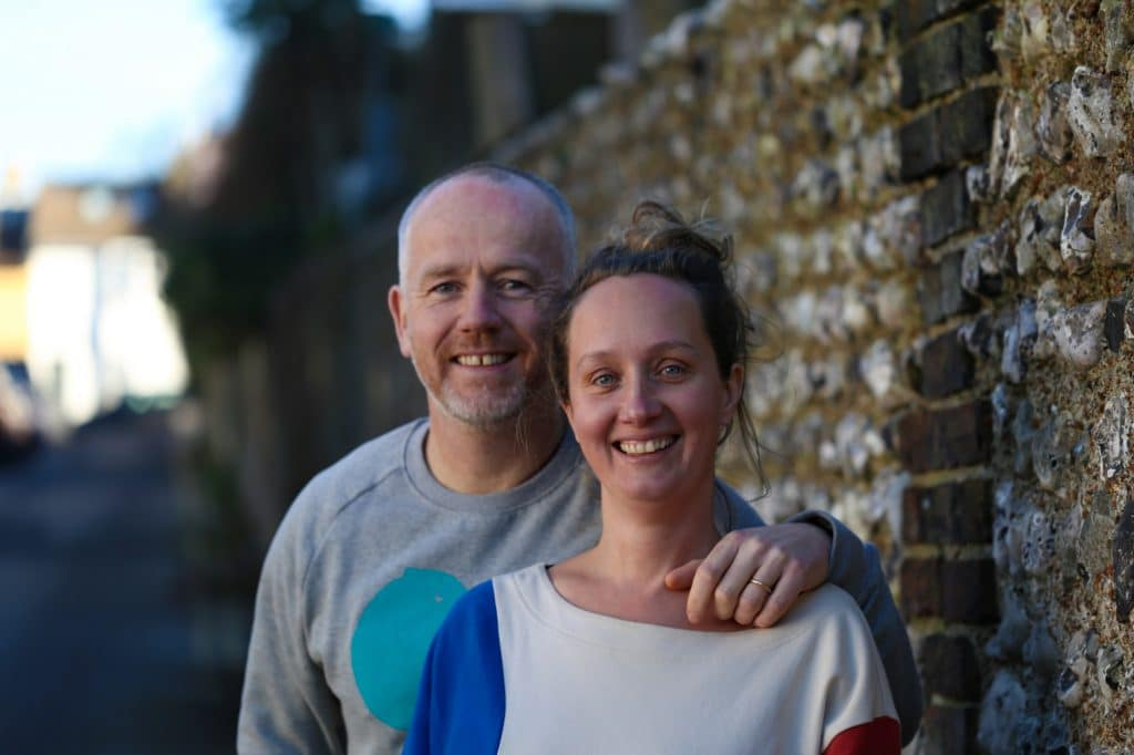 Ivanka and Nick Harvey, Restaurants Brighton founders