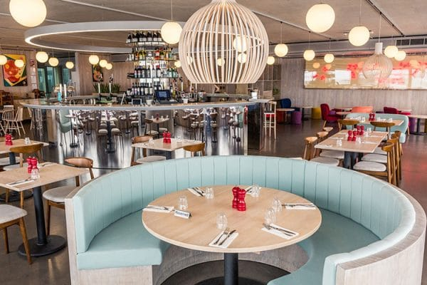 West Beach Bar & Kitchen, British Airways, i360, seafront restaurant, Brighton, Best Breakfasts in Brighton, Hove and Sussex