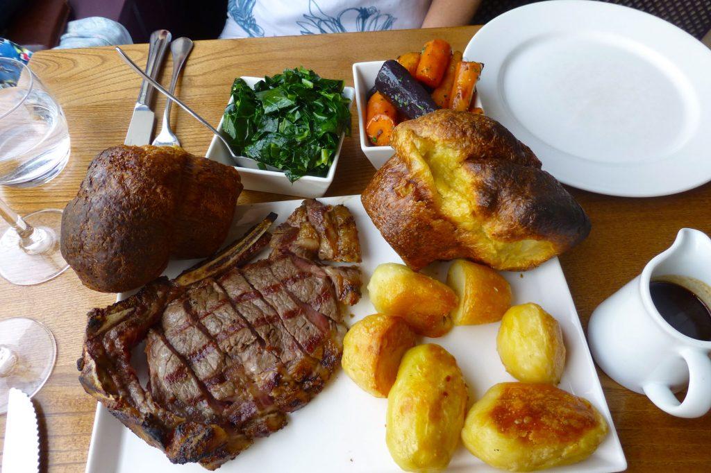The Coal Shed Restaurant Sirloin Steak Sunday Roast
