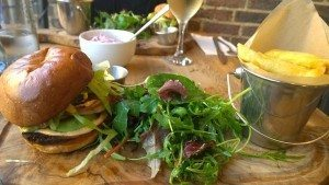 Coggings and Co, Burger Restaurant, Brighton, Seven Dials, Gluten free