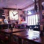 Breeze Brasserie, Restaurant and Bar, Trafalgar St, Brighton