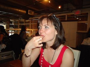 Jodie Wallis - Brighton Food Reviewer