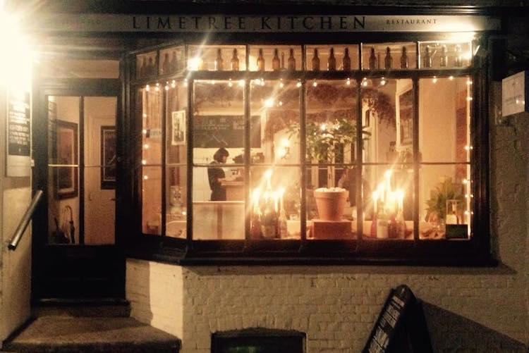 Limetree restaurant Lewes