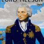 The Lord Nelson Inn, Brighton, North Laine, Trafalgar Street