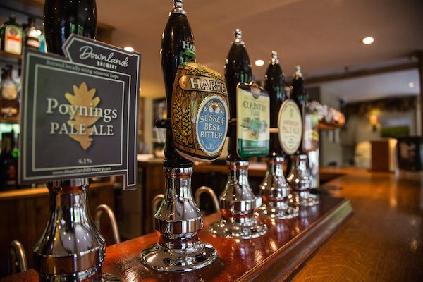 Royal Oak, Poynings, Sussex, Dog friendly pubs brighton
