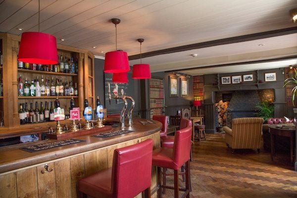 Food review the rainbow inn cooksbridge sussex food pub for Food bar rainbow moon