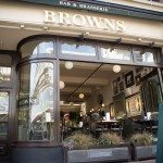 Browns Restaurant, Classic Bistro, Duke St, Brighton