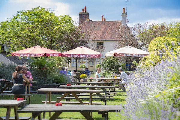 Royal Oak, Poynings, Sussex, Country Pub, Restaurant
