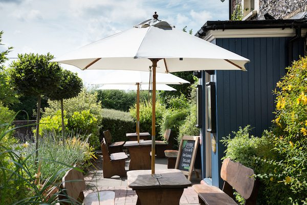 The Rainbow Inn Cooksbridge Sussex Food Pub