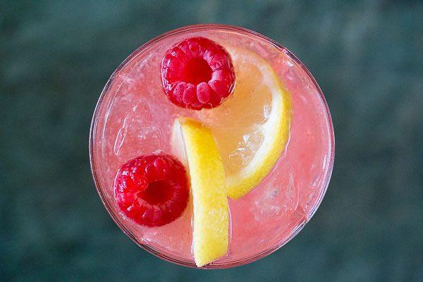 Cocktail at Browns Restaurant Brighton