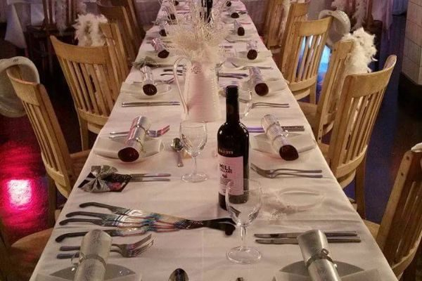 OhSo Brighton wedding table decor