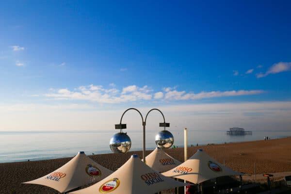 OhSo Brighton, Brighton seafront, cocktails, bar