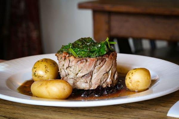 Lamb, food pubs Brighton