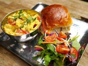 Curry Leaf Cafe, Brighton, brunch, Indian Cafe and restaurant