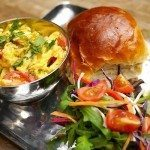 SUNDAY BRUNCH REVIEW: Curry Leaf Cafe, Ship St, Brighton